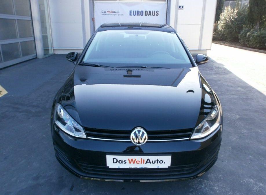 VW Golf VII 1,2 TSI BMT