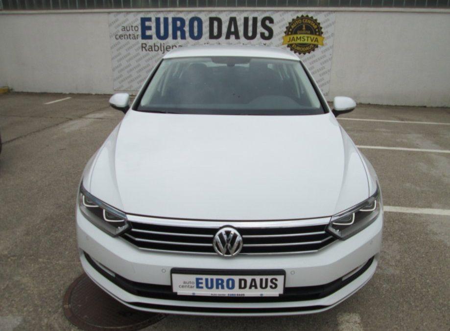 VW Passat 1,6 TDI DSG BMT