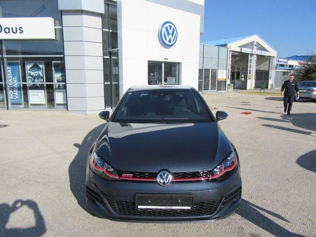 VW GOLF GTI DSG PERFORMANCE